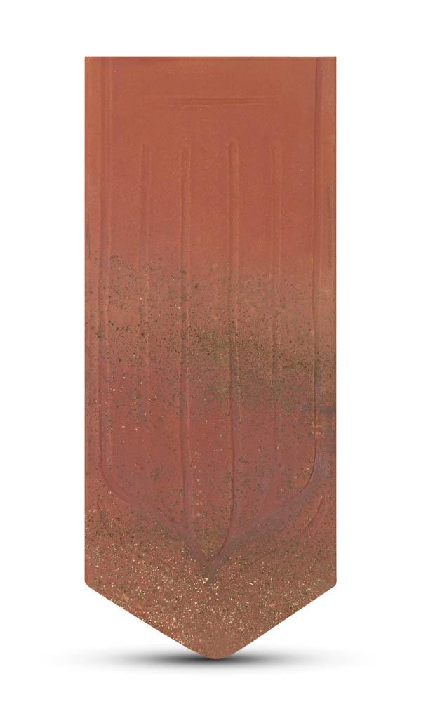 Biberschwanzziegel antik ZR antik rot