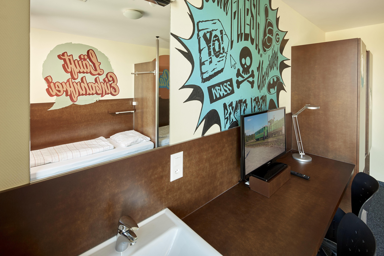 Hotelzimmer Gasser Ceramic Polybau Cube Uzwil