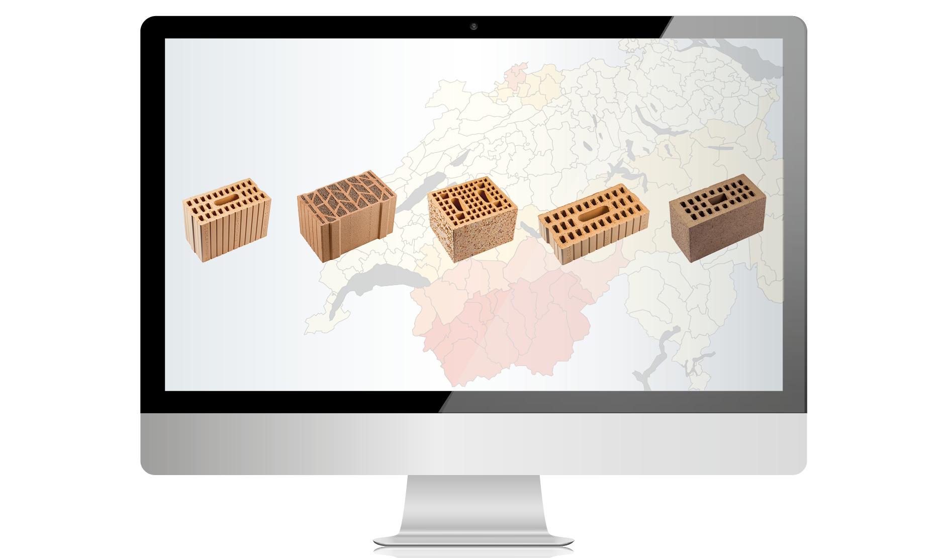 Gasser Ceramic Murus-P Software Cubus AG Promur